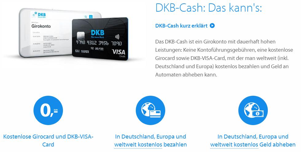 Kostenlose Visa Karte.Weltweit Kostenlos Geld Abheben Mit Dkb Cash Urlaubstracker De