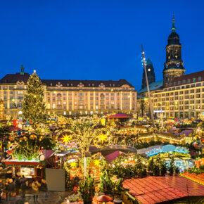 Städtetrip Dresden: 2 Tage im 4* Hotel inkl. Frühstück & Stiezeltaler für 49€