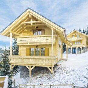Skiurlaub mit Freunden: 5 Tage Kärnten in eigenem Ferienhaus nur 78€