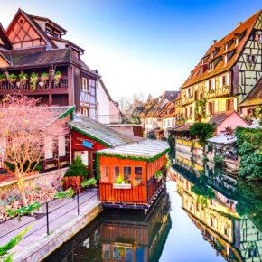 Städtetrip am Wochenende: 3 Tage im bunten Colmar mit 3* Hotel nur 36€