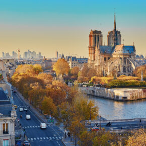 Frankreich: 3 Tage Wochenendtrip Paris im 3* Hotel mit Frühstück nur 69€