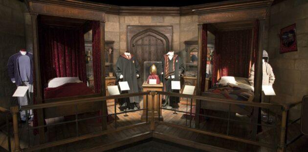 Harry Potter™: The Exhibition Dorm