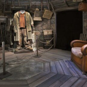 Harry Potter™: The Exhibition Hagrid