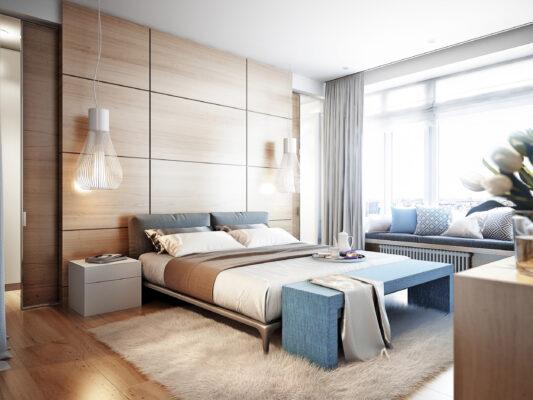 Hotelzimmer Design