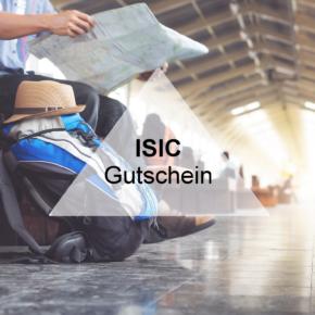 ISIC Gutschein: Spart 25 % auf Euren internationalen Studentenausweis