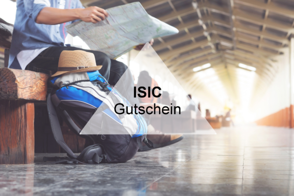 ISIC Gutschein