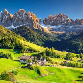 Italien Trentino Santa Maddalena