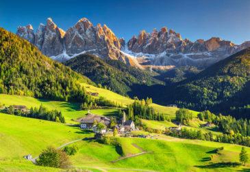 Nachhaltiges 3* Naturhotel in Italien: 3 Tage in Südtirol mit Frühstück nur 37€