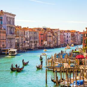 Langes Wochenende in Venedig: 4 Tage mit Unterkunft, Frühstück & Flug nur super günstige 55€