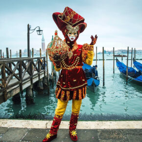 Venedig so günstig! 2 Tage Städtetrip mit toller Unterkunft & Flug nur 18€