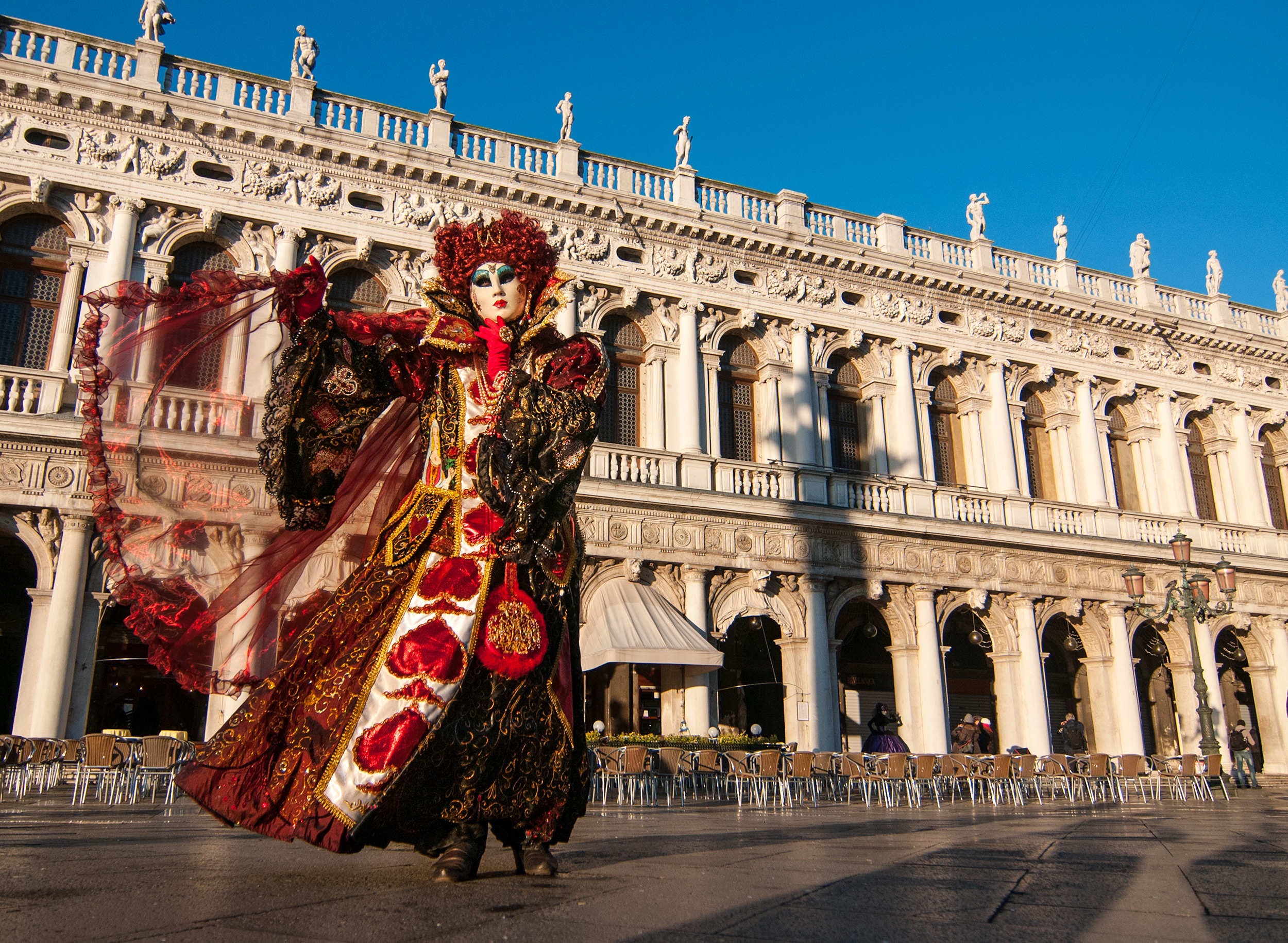 Karneval In Venedig Historische Tradition Moderne