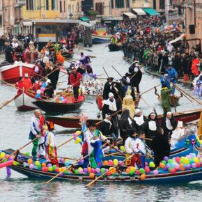 Venedig verlangt ab Juli 2020 Eintrittsgelder als Maßnahme gegen die Touristenmassen