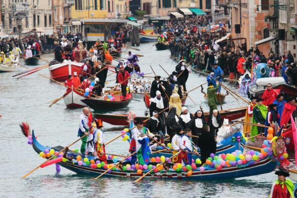 Eintrittsgelder für Venedig