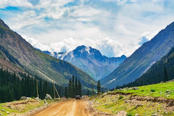 Kirgistan Barskoon