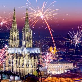 Guter Start ins neue Jahr: 2 Tage über Silvester im zentralen 4* Hotel in vielen Städten Europas ab 51€