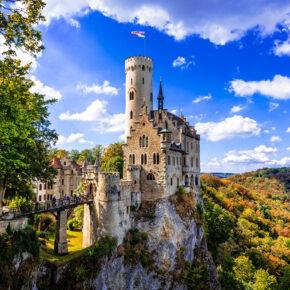 Schloss Lichtenstein am Wochenende: 2 Tage Kurztrip mit Apartment nur 27€