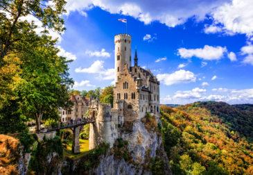 Schloss Lichtenstein am Wochenende: 2 Tage mit 3* Hotel & Frühstück für 40€