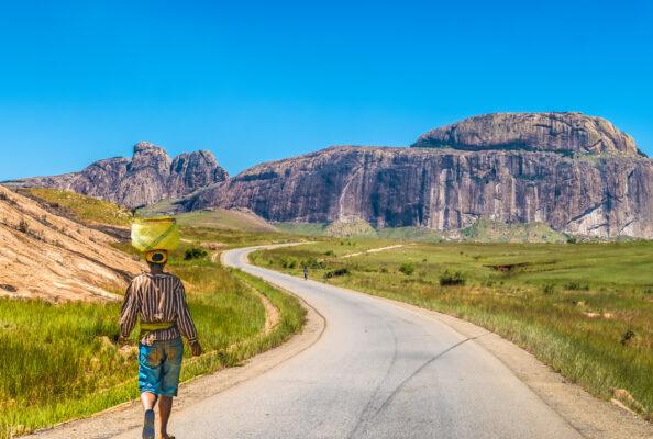 Madagaskar Route 7