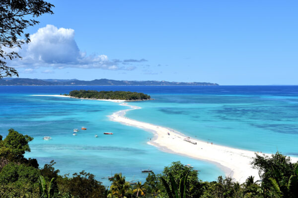 Madagaskar Strand Nosy Iranja