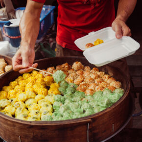 Malaysia Kuala Lumpur Essen