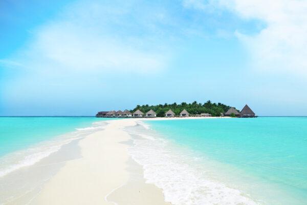 Malediven Insel Paradies