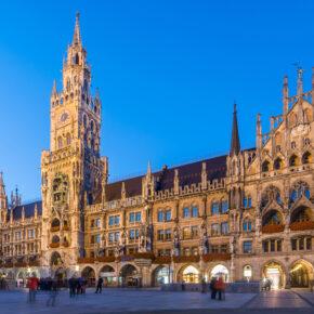Neueröffnung in München: 2 Tage im TOP 4* Hotel nahe Altstadt mit Frühstück nur 54€