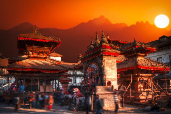 nepal kathmandu valley city