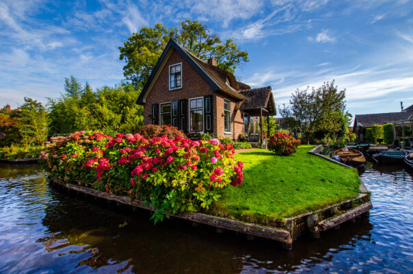 Niederlande Gietrhoorn