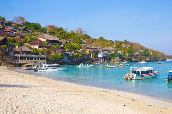 Nusa Lembongan Strand