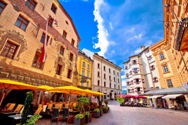 Österreich Innsbruck Straße