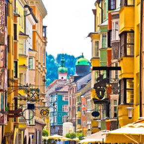 Innsbruck: Die besten Sehenswürdigkeiten & Ausflugsziele im Überblick