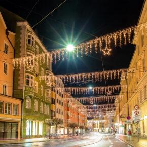 Österreich Innsbruck Winter