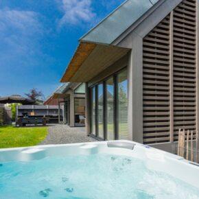 Niederlande: 5 Tage Nordsee-Villa in den Dünen mit privatem Whirlpool & Sauna nur 158€