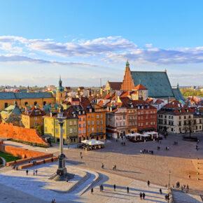 Warschau Tipps: Ein Kurztrip in Polens Hauptstadt