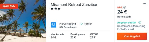 Miramont Retreat