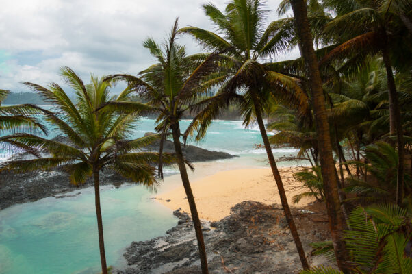 Sao Tome Meer