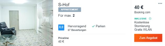 Schloss Lichtenstein Deal