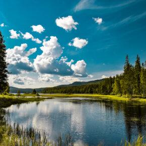 Die Top 12 der besten Nationalparks in Schweden