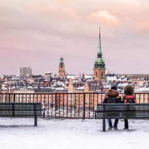 Schweden-Flüge: Stockholm oneway nur 1€