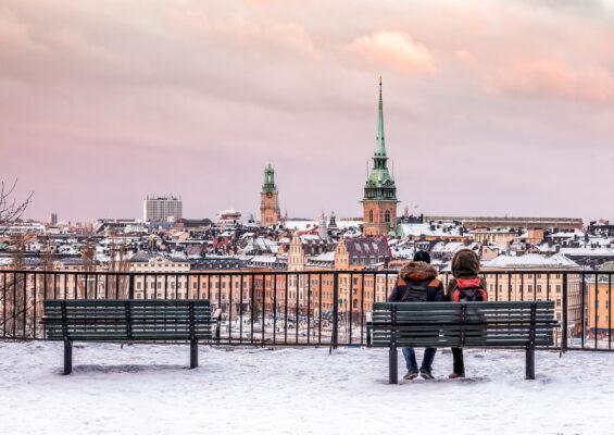 Schweden Stockholm Bank