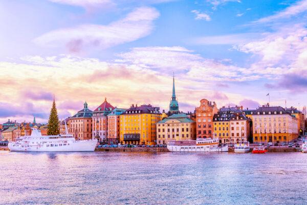 Schweden Stockholm Gamla Stan