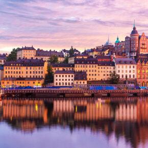 Städtetrip Stockholm: 3 Tage im TOP 3* Yacht Hotel inkl. Frühstück & Flug ab 99€