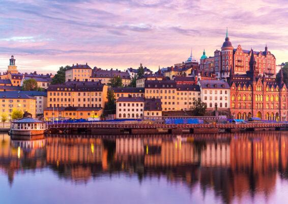 Schweden Stockholm Sondermalm