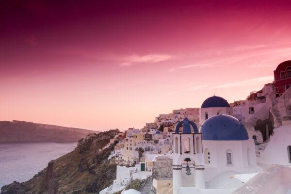 griechenland-santorini-oia-sunset