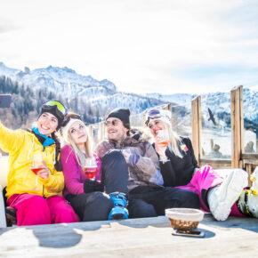 Weihnachtsferien: Ski- & Badeurlaub für Paare & Familien
