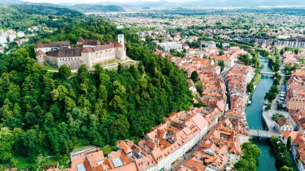 Slowenien Ljubljana Überblick