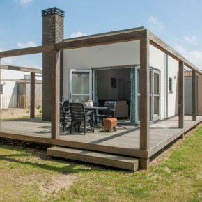 Nordsee mit Familie oder Freunden: 5 Tage Holland in eigener Dünenvilla ab 32€
