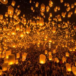 Lichterfest in Chiang Mai: 18 Tage Thailand mit Unterkunft & Flug nur 475€