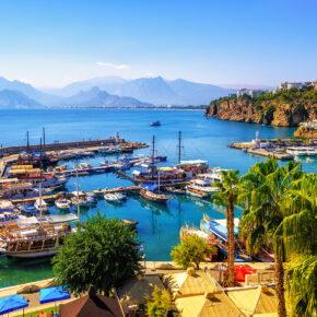 Türkei: 6 Tage im 4* Hotel mit All Inclusive, Flug, Transfer & Zug für 193€