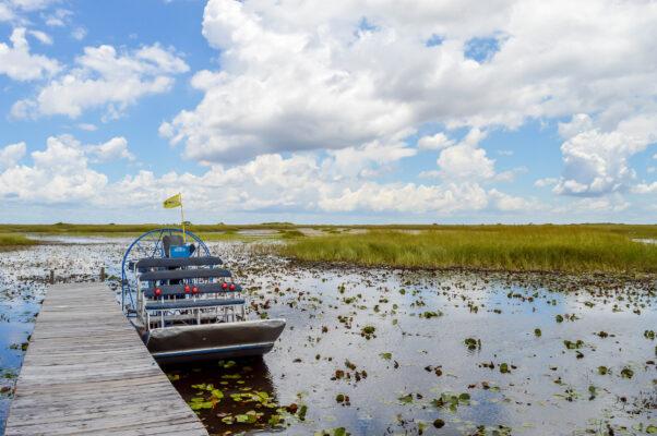 USA Everglades Nationalpark